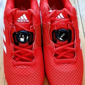 Adidas Men's BOA Weightlifting Shoes Size 10 1/2
